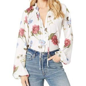Show Me Your Mumu Alicia Tunic Top Floral NWT